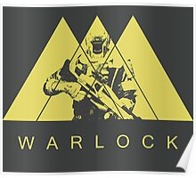 Destiny - Warlock by AronGilli Poster