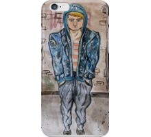 Steve Fashion iPhone Case/Skin