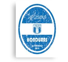 World Cup Football - Honduras Canvas Print