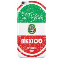 World Cup Football - Mexico iPhone Case/Skin
