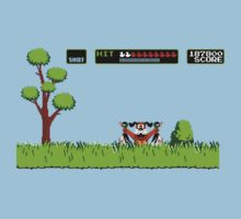 NES duck hunt dog game by datthomas