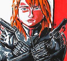 Agent Romanoff by Rachael Henderson