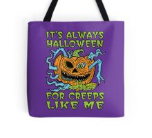 Halloween Creep Tote Bag