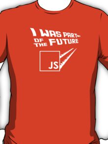 JS to the Future T-Shirt