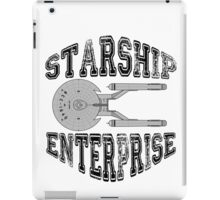Star Trek - Enterprise NX-01 Logo iPad Case/Skin