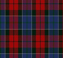 00022 John Patterson Clan/Family Tartan  by Detnecs2013