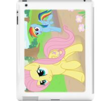 Never race against Fluttershy iPad Case/Skin