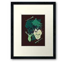 The Boy Who Lived Framed Print