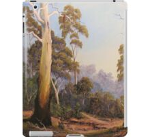 The Scent Of Gumtrees In Australia iPad Case/Skin