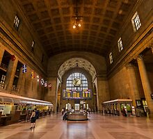 Union Station by John Velocci