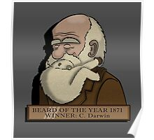 Beard Of The Year Poster