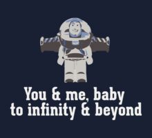To Infinity & Beyond by Clothos & Co.