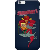 Sharknado 3: Atlantis Rises iPhone Case/Skin