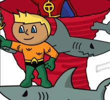 Sharknado 3: Atlantis Rises Sticker