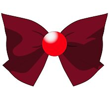 SAILOR PLUTO BOW by vacreative