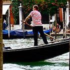 The Gondolier (4) by Hayley Musson