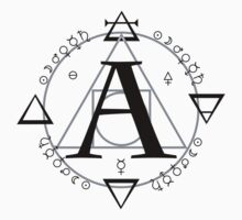 A is for Alchemy (Simple)  by dferriman
