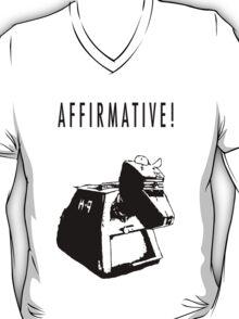 K-9 Affirmative! T-Shirt
