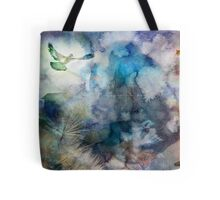 Can't Find My Way Home (image, poem & music) Tote Bag