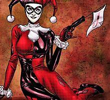 Harley Quinn (J) by Mellark90