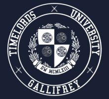 Gallifrey University by ixrid