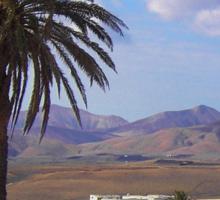 Lanzorote (Spanish Canary Islands) Sticker
