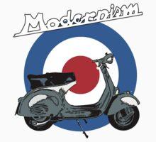 Modernism by ixrid