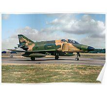 McDonnell RF-4C Phantom II 68-0568/AR Poster