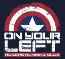 """On Your Left"" Version 02 T-Shirt"