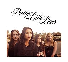 Pretty Little Liars by D. Abdel.