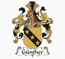 Gunther Coat of Arms (German) by coatsofarms
