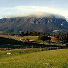 Mt.Roland - Tasmania by Chris Chalk