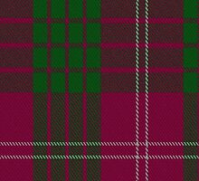 00030 Crawford Clan Tartan by Detnecs2013