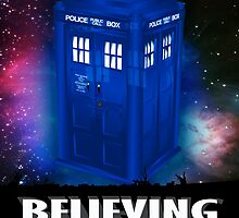 DR WHO BELIEVING by FieryFinn77