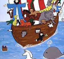 Noah's Ark by Shulie1