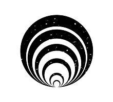 SPACE aka The Twilight Zone Photographic Print