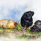Hot Chicks by Sherry Cummings