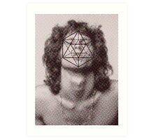 Morrison´s icosahedron Art Print