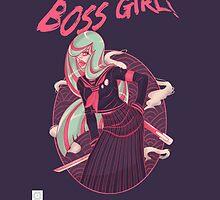 Boss Girl by Earl Carpenter III