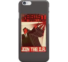RESIST iPhone Case/Skin