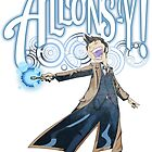 Allons-Y! - Blue Suit by Douggiedoo