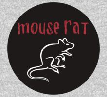 Mouse Rat (Authentic Edition)  by shirtcaddy