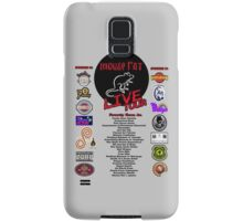 NEW Mouse Rat (Live Tour Edition) Plus Pawnee Sponsors & Former Band Names! Samsung Galaxy Case/Skin