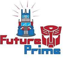 Future Prime by GraphXninja