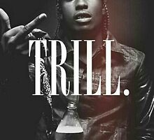ASAP Rocky by trillful