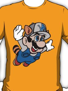 Super NFL Bros. - Lions T-Shirt