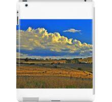 The Road to Wee Jasper iPad Case/Skin