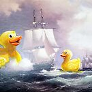 Terror on the High Seas 2 by David Irvine