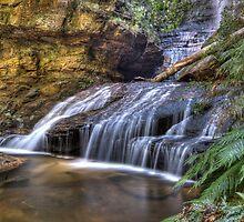 Empress Falls - HDR by Steve Randall
