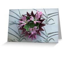 Spiked Bowls Nested Greeting Card